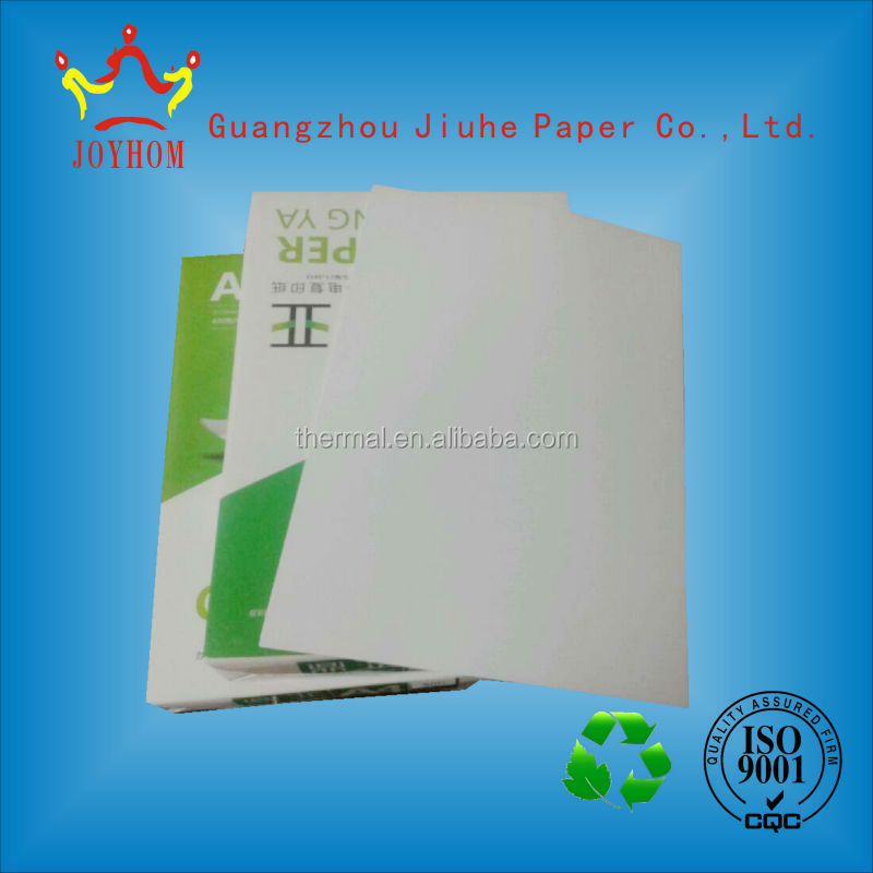 China factory wholesale cheap A4 size thermal paper for copy