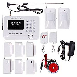 Get Quotations · 433MHz/315MHz Cordless GSM/PNTS/SMS/Call Autodial Voice  Home/Office