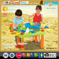 high quality wholesale kids toys sand water play table