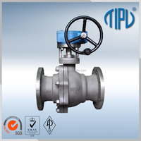GOST Electric Actuator ball valve 1/2