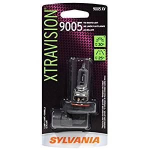 (Ship from USA) Sylvania XtraVision Single Filament High Performance Halogen Headlight 9005XV /ITEM NO#E8FH4F85476745