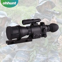 Monocular Infrared night vision scope/Thermal weapon sight for Gen 1