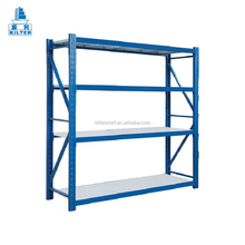 <span class=keywords><strong>Mobili</strong></span> commerciale Generale Utilizzato Rack/Materiale Metallico heavy duty stoccaggio scaffalature/Warehouse stocking scaffale