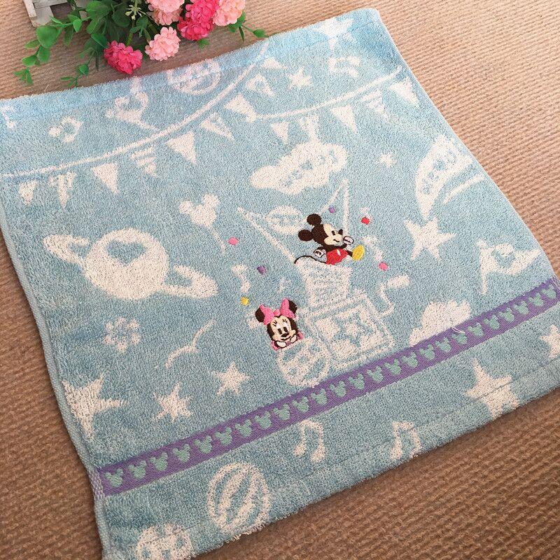 Cheap Square 100% Cotton Fabric Children Hand towel
