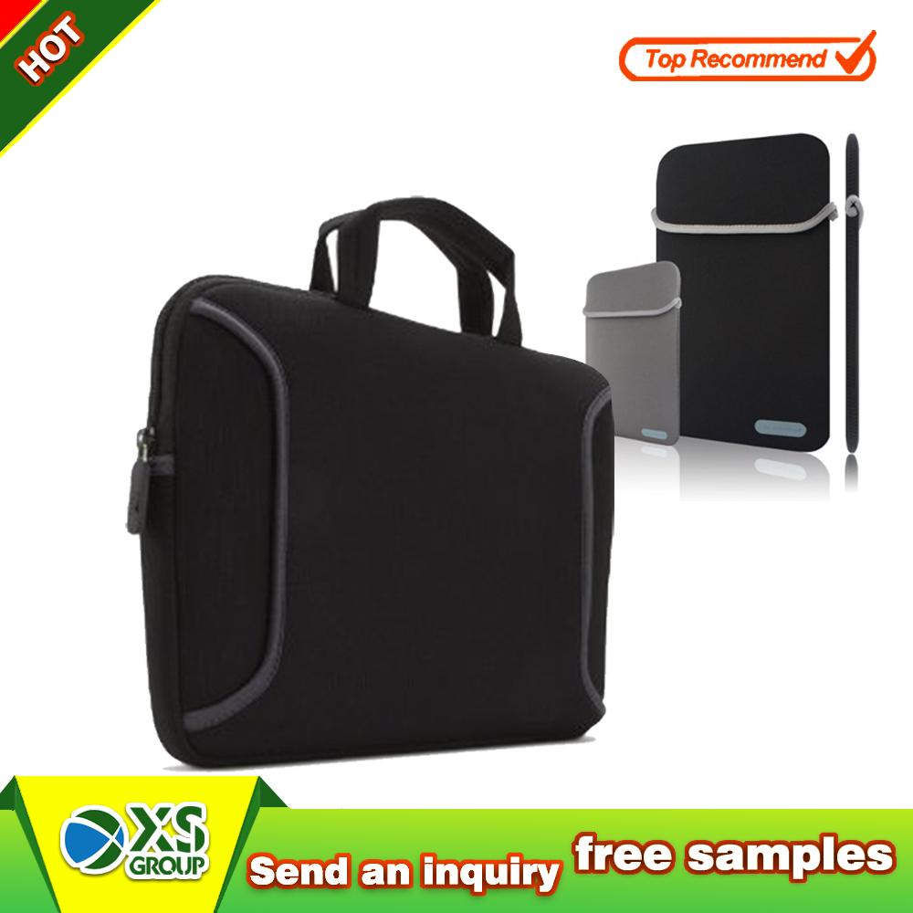 Waterproof Zipper Handle Customized Neoprene Laptop Bag