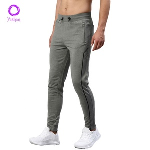 oem gym fitness sports trousers custom baggy chino men's pants