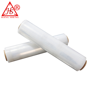 High quality pallet packaging film usage and pe material wrapping stretch film