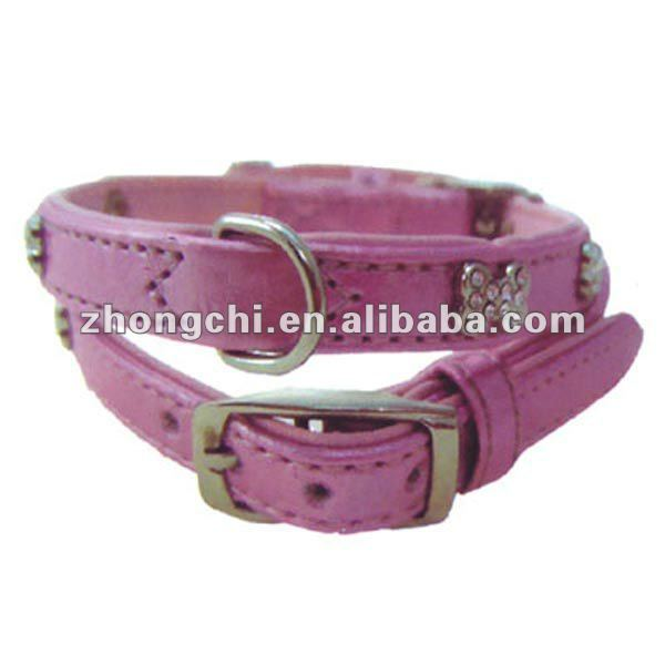 PU pet collar(PC1017))