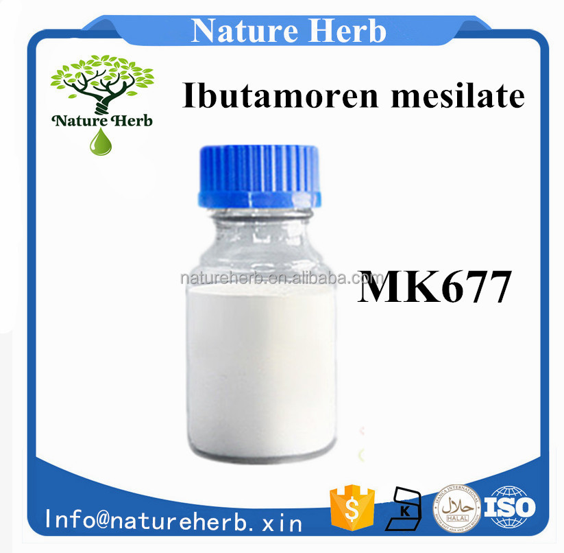 Raw powder ibutamoren mesylate mk-677