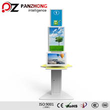 Dual USB Stand Charger Station Kiosk Chargers In Bulk