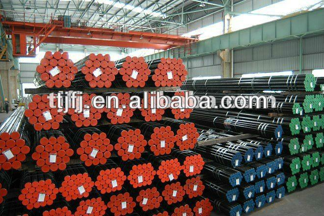 ASTM A519 Mechanical Properties of St37 Carbon Steel Pipe Price Per Ton