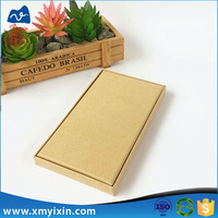 Wholesale cheap pretty paper packaging cell phone case box