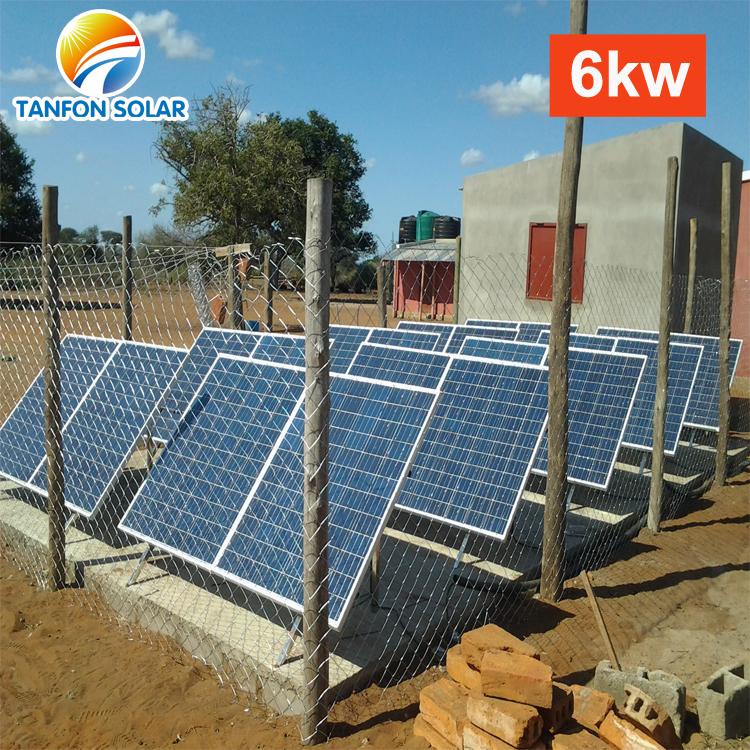 10KW 15KW kit solar preço 3000W 5000W 6KW 8KW completo sistema solar para casa fora da rede