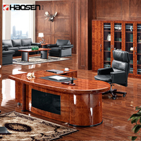 Rolls 2405 Office furniture table executive ceo office desk set