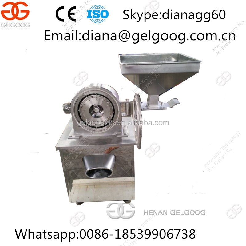 Automatic Dried Mustard Seeds Grinding Machine