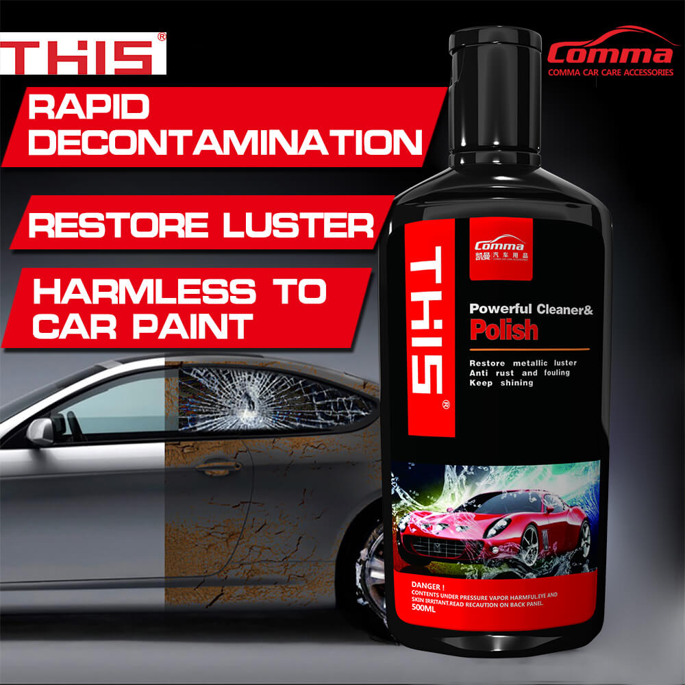 Private label car detailing products waterless car wash and wax nano ceramic coating car