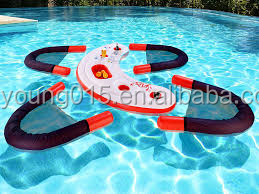 High Quality Durable Inflatable Pool Bar Floating