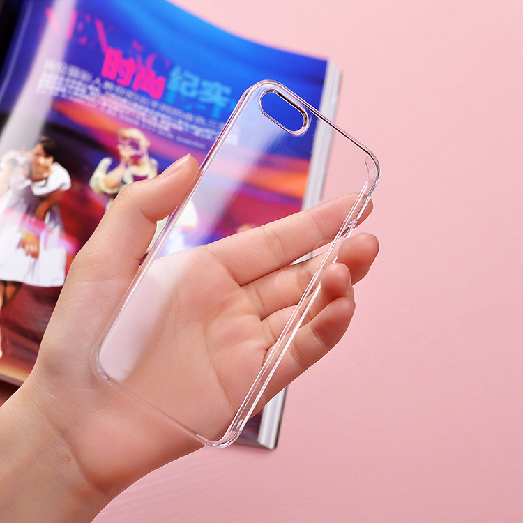 1PC Ultra thin 0 3mm Clear Case Cover For iPhone 5 4 4s 6 6s Slim