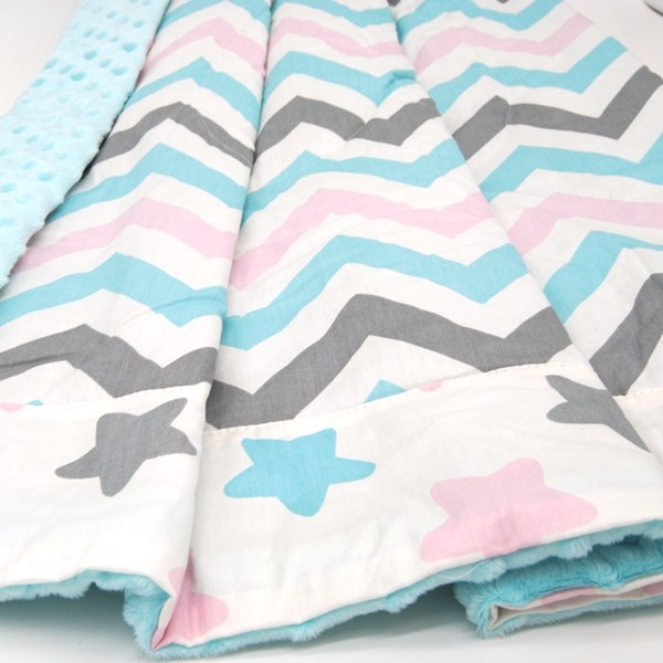 29% Off Newest Customized Digital Print Soft Touch Baby Crib Quilt