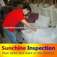 Furniture Pre-Shipment Inspection - QC Report -Inspection Certificate