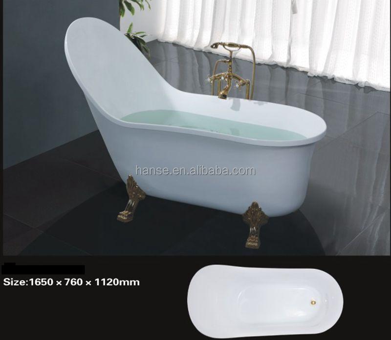 Hs-b538 Baths With Legs/ Bathtub For Hotel/ Freestanding Bathtub ...