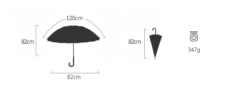Wholesale Price with Stock and Small order Lovely cat's transparent umbrella Arch bubble umbrella
