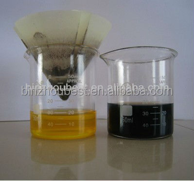 Good Quality Activated white clay for used black oil decolorizing
