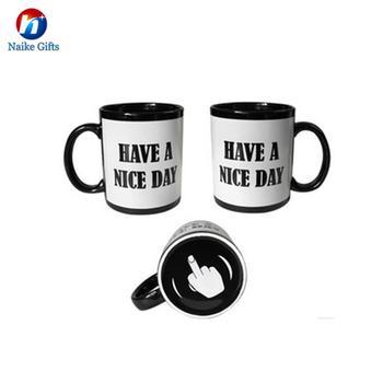 441fb867241 Hot style multicolor ceramic souvenir cup mug have a nice day creative cup