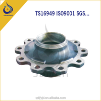 truck wheel hubs/rear wheel hub and bearing assembly/ iron wheel hub