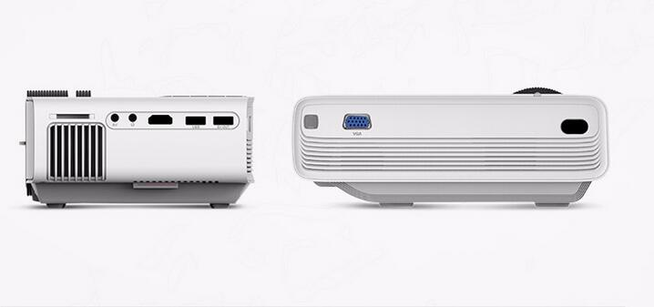 Portable Mobile Phone Projector Yg400 For Video Games Tv Beamer Project Home Theatre Projector