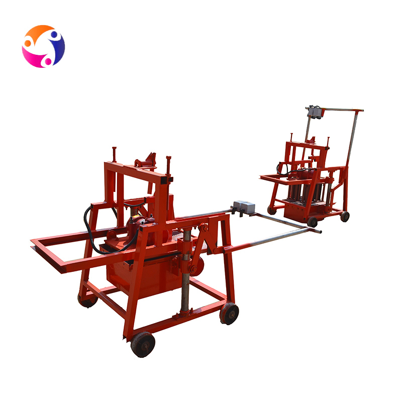 Peru best selling brick machine