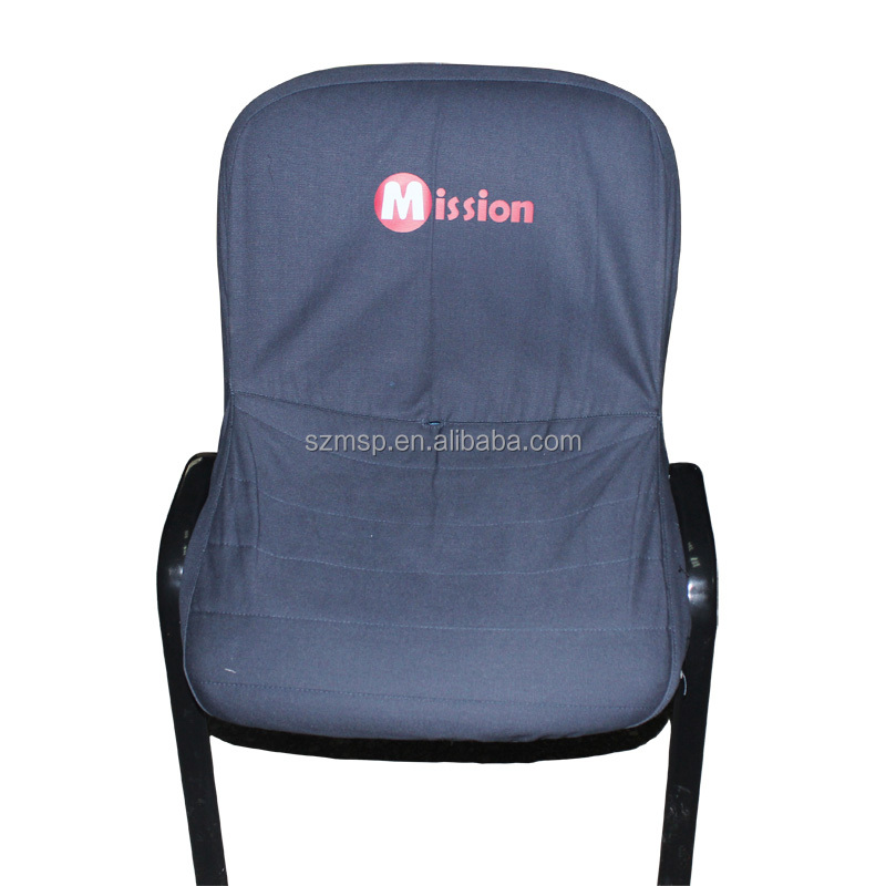 Canvas Blue Durable Car Seat Cover/chair Seat Cover/office Chair Seat Cover