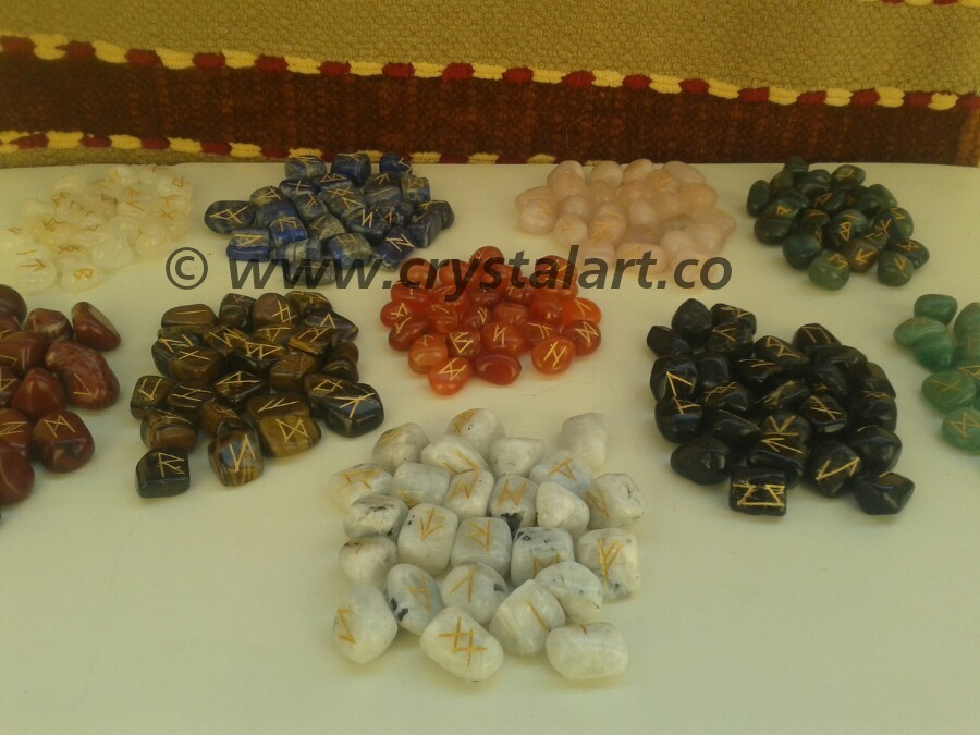 MIX GEMSTONE RUNE SET
