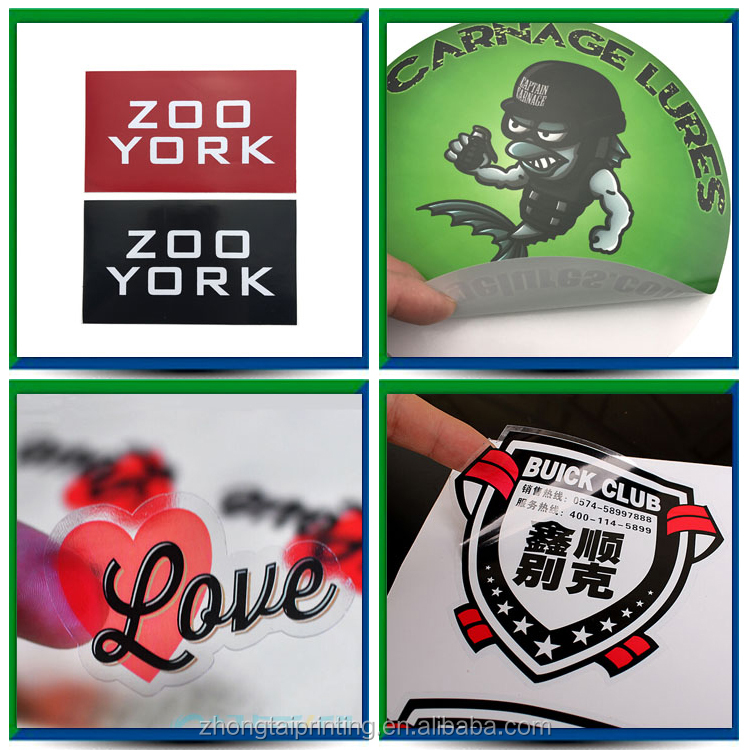 Sticker Printing York