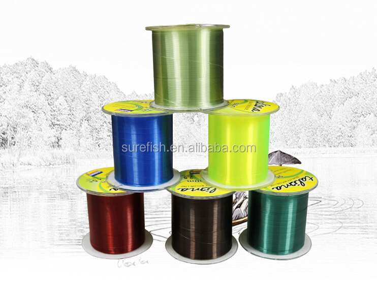 top level high quality fluorocarbon fishing line