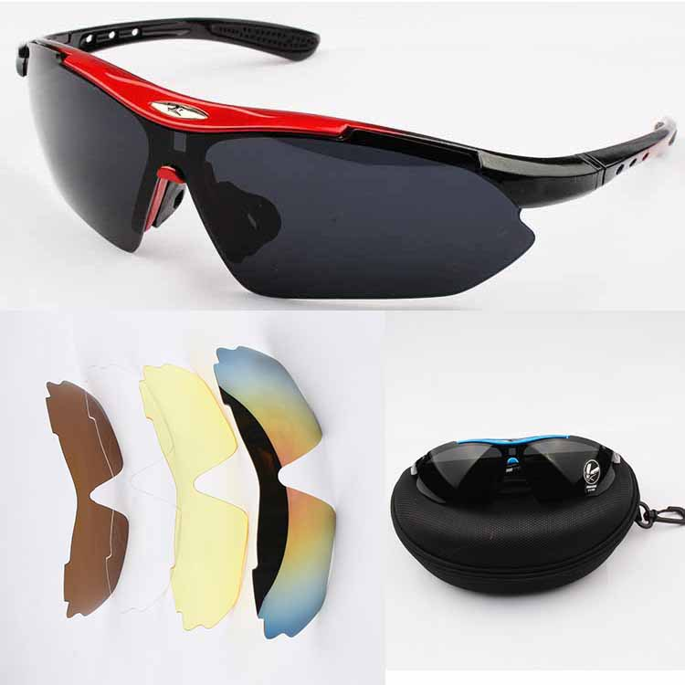 c4e6c1097e5 Get Quotations · Cycling Bicycle Riding Bike UV400 Sports Sunglasses  Cycling Sunglasses