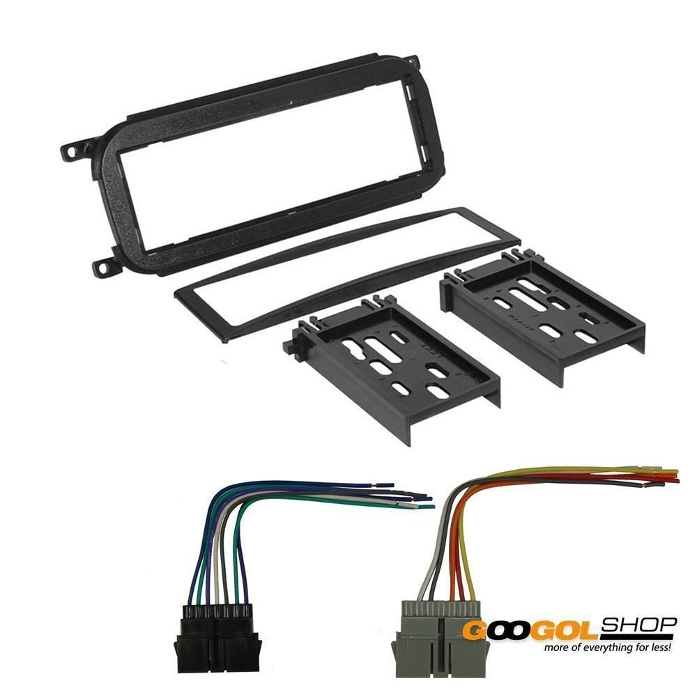 Cheap Chrysler Dash Find Deals On Line At Alibabacom Automotive Wiring Harness Get Quotations 1998 2001 Concorde Car Stereo Install Mounting Kit Wire