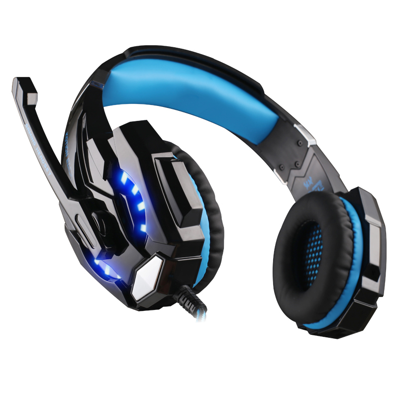11856ec5281 2017 GS400 Red Best Usb Microphone Gaming Headset · 7.1 Virtual Channel  Bass Vibration headset G9000 Black Blue