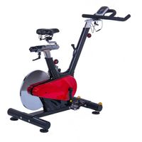 Brand Body Fit Master Exercise / Sport Spinning Bike / Bicycle Indoor Commercial Gym Fitness Club / Center Equipment