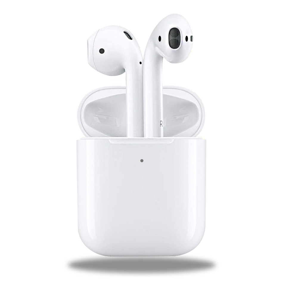 Air 2 Bluetooth 5.0 Wireless Earbuds Noise Canceling Sports Earphonesfor iPhone/Android Apple Airpods фото