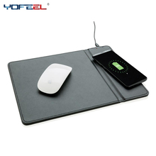 Universale Wireless Mobile Phone Charging Pad Mouse Pad Caricabatterie <span class=keywords><strong>Senza</strong></span> <span class=keywords><strong>Fili</strong></span> per iphone e smartphone