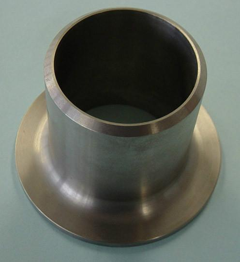 Hot Sale pipe threaded stainless steel sch40 lap joint flange stub ends