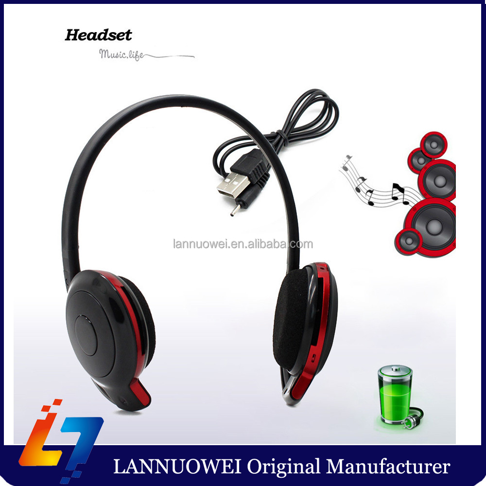 BH503 Bluetooth Stereo headset Noise Cancelling Wireless Stereo earphone headphone BH 503 Music Universal