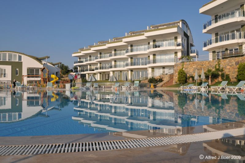 Beachfront Apartments In Alanya, Turkey