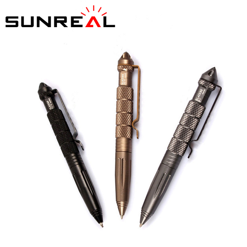 Wholesale OEM Glass Breaker Self Defense Ballpoint Military <strong>Tactical</strong> <strong>Pen</strong>