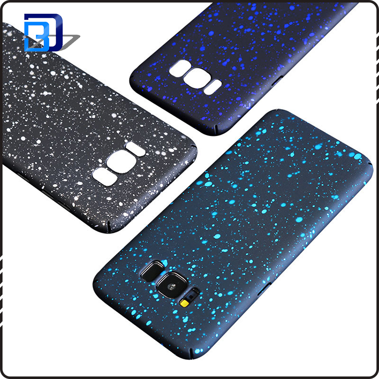 New china products for sale hard 3D skylight mobile phone case for samsung galaxy s8 plus