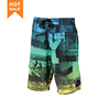 Wholesale custom sports design your own blank mens board shorts
