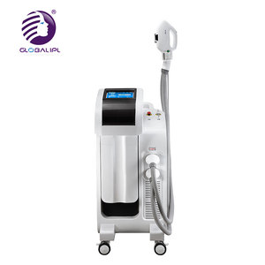 Hot products effective nd-yag home use e light wrinkle reduction beauty equipment for body skin care