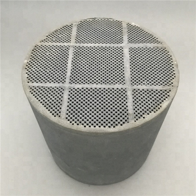 Made-in-China DPF Diesel Particulate Filter for Exhaust Purification