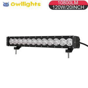 "New Off Road ATV 23"" 120w LED Light Bar ATV 4x4 Jeep Wrangler Offroad Tractor Marine Truck Raptor 20"" 120W Offroad LED Light Bar"
